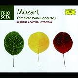 Mozart: Complete Wind Concertos (3 CD's)
