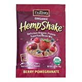 Nutiva Organic HempShake Berry Pomegranate, 1.1-Ounce Units (Pack of 12) ~ Nutiva
