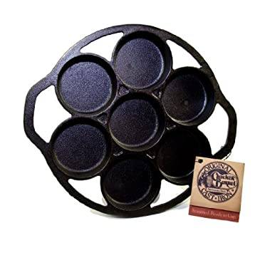 Lodge® Cast Iron Biscuit Pan