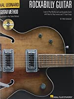 Sokolow Fred Hal Leonard Guitar Method Rockabilly Guitar Tab Book/CD