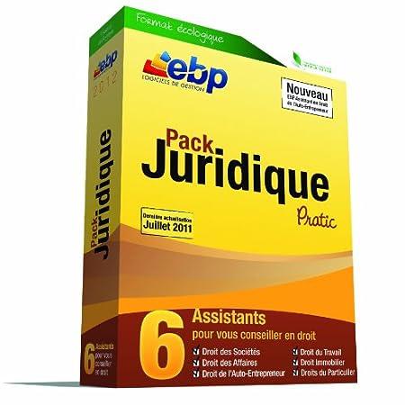 EBP Pack Juridique Pratic 2012