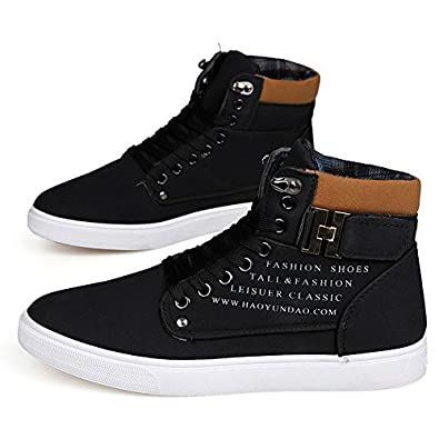 Amazon.com: Shoes Men's Sneakers Black Size 7: Shoes
