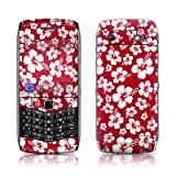 Aloha Red Design Protective Skin Decal Sticker for BlackBerry Pearl 3G 9100 Cell Phone
