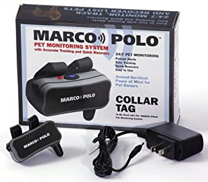 Marco Polo Pet Monitoring/Tracking and Locating System - Collar Tag Accessory