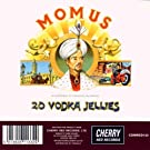 Twenty Vodka Jellies