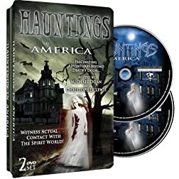 Hauntings in America - Embossed Slim Tin