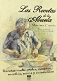 img - for Las Recetas de la Abuela book / textbook / text book