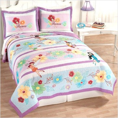Discount Bundle-50 Disney Fairies Bedding Collection (3 Pieces) for sale