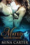 Mated by Midsummer: Paranormal Shapeshifter Alpha Male Werewolf Romance (Stratton Wolves Book 1)