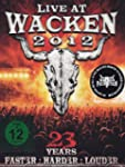 Live At Wacken 2012 (3 DVD)