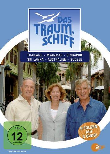 Das Traumschiff DVD-Box 3