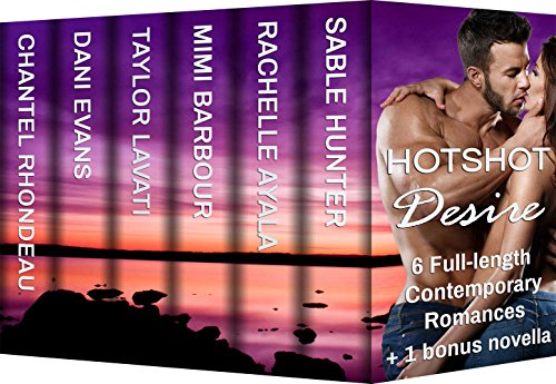 A GREAT collection for a hot summer weekend or a week at the beach! Get Hotshot Desire: Love After Dark: Action, Suspense, Hot Romance Boxed Set (Hotshot Romance Collection) at a steal of a price!