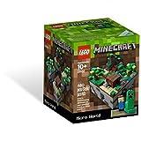(レゴ)LEGO Minecraft, Micro World 21102 【並行輸入品】RAKUWAKUTEN