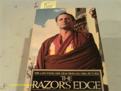 the razors edge essays Literary analysis, analytical essay - w somerset maugham explores the different meanings of success in the razor's edge.
