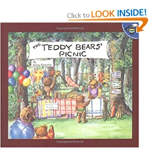 Teddy Bears' Picnic (Aladdin Picture Books)