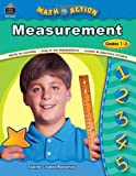 img - for Math In Action: Measurement, Grades 1-2 book / textbook / text book