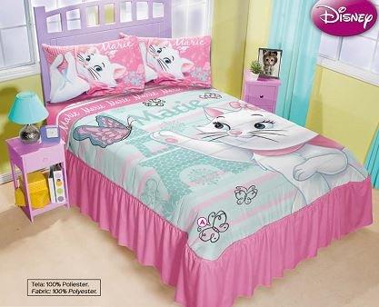 Disney Marie Paris Comforter Bedspread (Full)