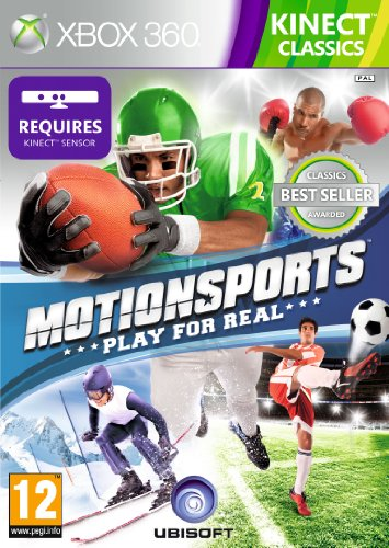 Motion  Sports Classic - Kinect Required (Xbox 360)