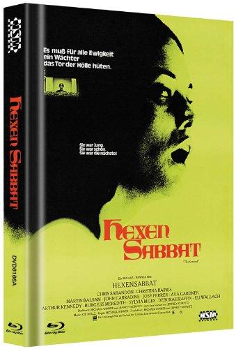 Hexensabbat - The Sentinel - Uncut (Blu-Ray+DVD) streng limitiertes Mediabook