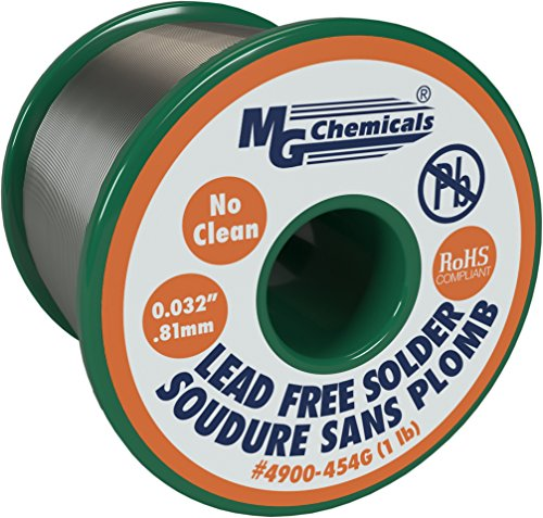 mg-chemicals-4900-sac305-963-tin-07-copper-3-silver-no-clean-lead-free-solder-0032-diameter-1-lbs-sp