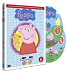 Peppa Pig - Vol�menes 1+2 [DVD]