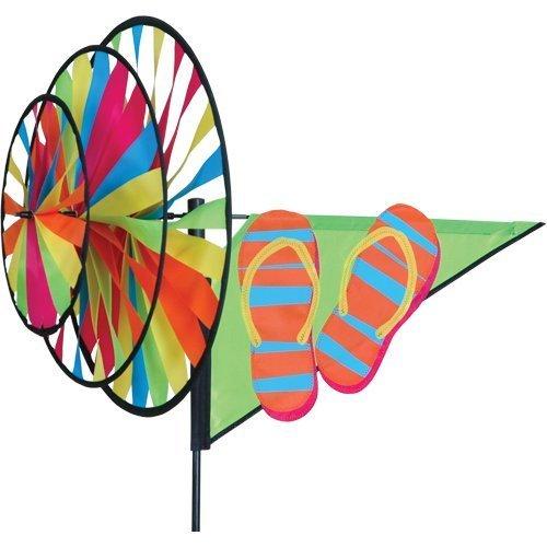 Triple Spinner - Flip Flops by Premier Kites