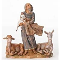 Fontanini Nathaniel with Animals Figurine