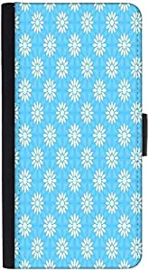 Snoogg Festive Flourish Patterndesigner Protective Flip Case Cover For Htc One X