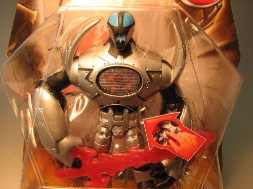 Redakai 4 inch figure Metanoid (chest holo)