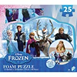 Frozen Foam Puzzle (25-Piece)
