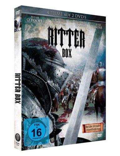 Ritter-Box *4 Filme auf 2 DVDs!*