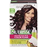 Garnier Nutrisse Nourishing Color Foam Iced Mahogany Dark Brown