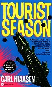 "Cover of ""Tourist Season"""