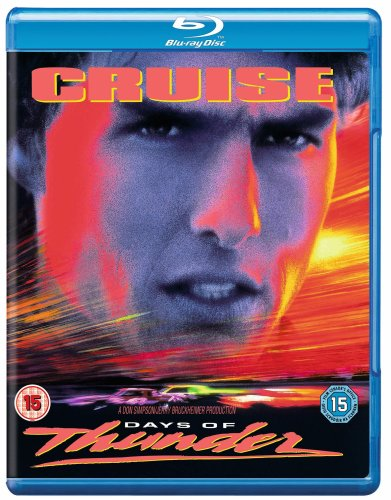 Cover art for  Days of Thunder [Blu-ray]