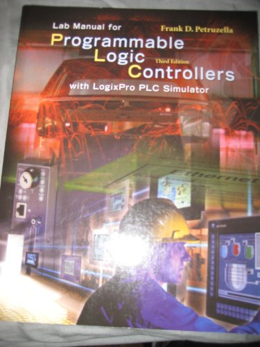 LogixPro Simulation Lab/Exercise Manual with Student CD-ROM - McGraw-Hill Higher Education - 0073269220 - ISBN:0073269220