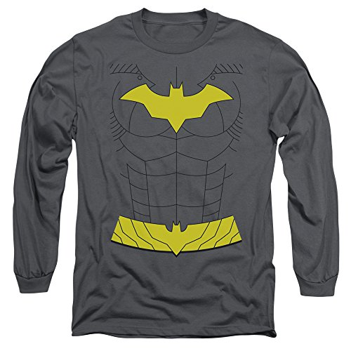 Batman New Batgirl Costume Mens Long Sleeve Shirt