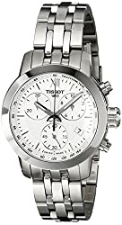 Tissot Women's T0552171101800 Analog Display Quartz Silver Watch