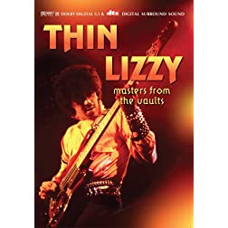 Thin Lizzy Masters From The Vaults