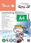 Peach PP580-02 Laminierfolien DIN A4,...