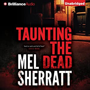 Taunting the Dead Audiobook