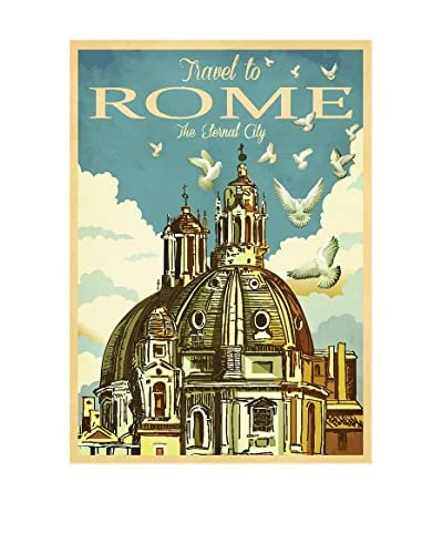Really Nice Things Lienzo Travel To Rome