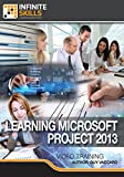 Learning Microsoft Project 2013 [Online Code]