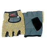 Airius Retro Mesh Gloves, Large, Natural