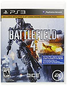 Battlefield 4: Limited Edition [PlayStation 3 PS3 BONUS China Rising Expansion Pack] NEW