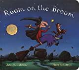 Julia Donaldson Room on the Broom Board Book