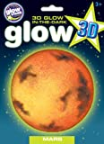 The Original Glowstars Company - Glow 3-D - Mars