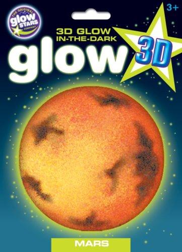 Brainstorm - Juego de pegatinas (The Original Glowstars B8053)