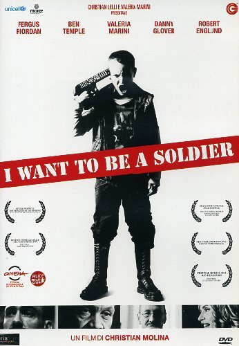 I want to be a soldier [Italia] [DVD]