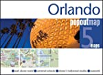 Orlando PopOut Map - handy pocket siz...