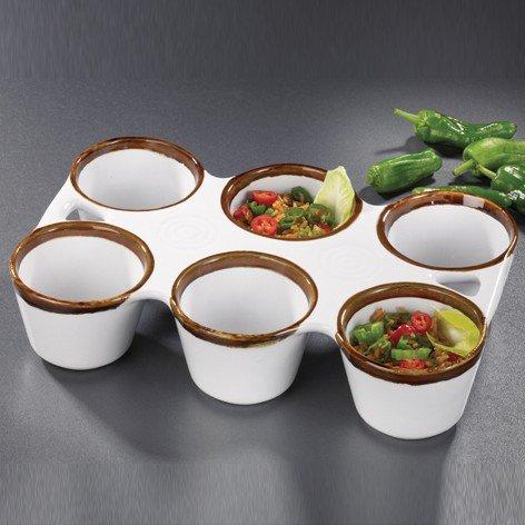universal-plateau-aperitif-en-ceramique-bords-marron-l-x-l-42-x-24-cm